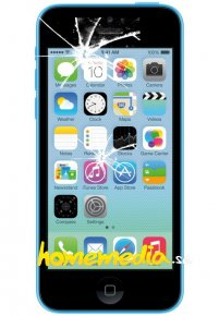 Glasbyte/LCD byte - iPhone 5C