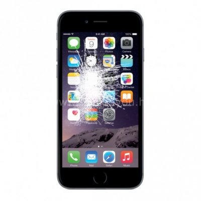 iPhone 6 Plus Glasbyte ( Original LCD )