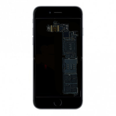 iPhone 6 Plus moderkort reparation