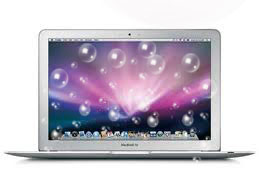 Fuktskadad MacBook Air